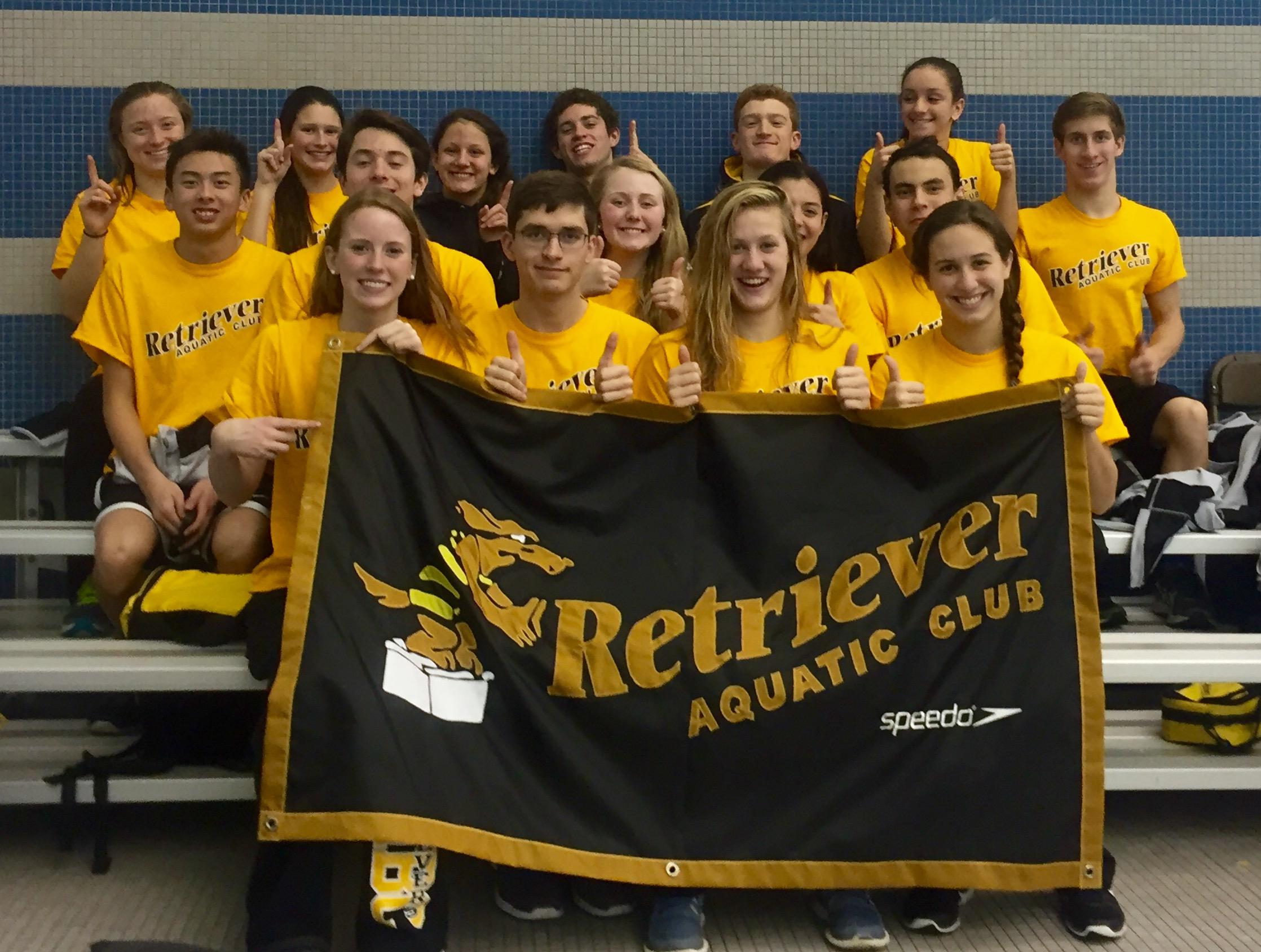 northeast classic swim meet